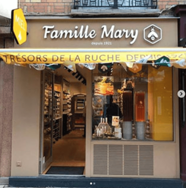 Famille Mary boutique